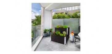 Plantas y cuidado de las plantas - HUERTO URBANO MODULAR 60 X 19,5 CM