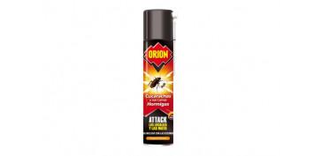 Exterminador de insectos - INSECTICIDA AEROSOL RASTREROS CUCAS Y HORMIGAS520 CC