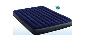 Camping, playa y aire libre - COLCHON CAMA HINCHABLE CLASSIC DOBLE 152 X 203 X 25 CM