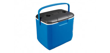 Camping, playa y aire libre - NEVERA RIGIDA 30QT BLACK & BLUE28 L