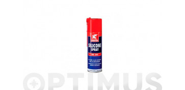 Masillas y siliconas - SILICONA EN SPRAY200 ML