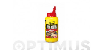 Adhesivos - COLA BLANCA MADERA D2250 GR