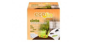 Plantas y cuidado de las plantas - CINTA ARBORÍCOLA ENCOLADA ECOFIN5 MTS