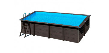 PISCINA RECTANGULAR COMPOSITE AVANTGARDE326 X 186 X 96 CM