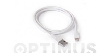 Instalación imagen, sonido y telefonía - CABLE DE CONEXION USB-LIGHTING IPHBLANCO 1M