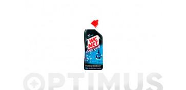 Productos de limpieza - LIMPIADOR WC GEL CRYSTAL BLUE FRESH750 ML