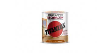 Proteccion y tratamiento para madera - BARNIZ TINTE BRILLO PARA MADERA 250 ML CAOBA