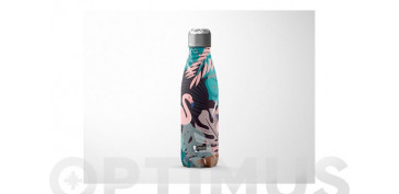 REPETICION PROMOCION I-TOTAL - BOTELLA TERMO INOX500 ML - FLAMINGO