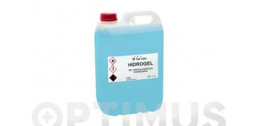 Productos de limpieza - GEL HIDROALCOHOLICO HIGIENIZANTE5 L