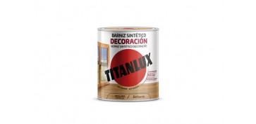 Proteccion y tratamiento para madera - BARNIZ BRILLANTE750 ML