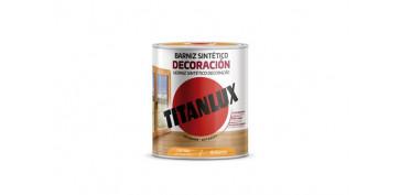 Proteccion y tratamiento para madera - BARNIZ TINTE BRILLO PARA MADERA750 ML CASTAÑO