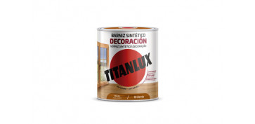 BARNIZ TINTE BRILLO PARA MADERA750 ML NOGAL