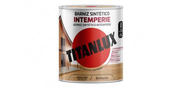 Proteccion y tratamiento para madera - BARNIZ INTEMPERIE750 ML