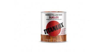Proteccion y tratamiento para madera - BARNIZ PARA SUELOS SATINADO750 ML