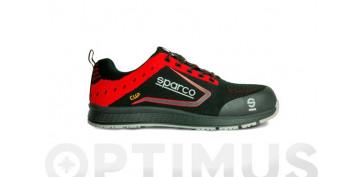 Calzado de seguridad - ZAPATO CUP S1P SRC NRRS T 45
