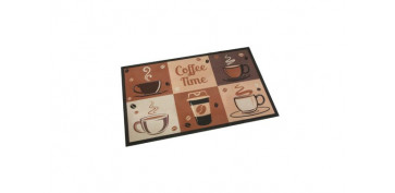 ALFOMBRA COCINA80 X 50 CM COFFEE TIME