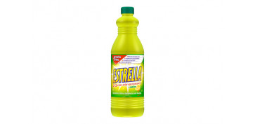 Productos de limpieza - LEJIA ESTRELLA LIMON1,35 L