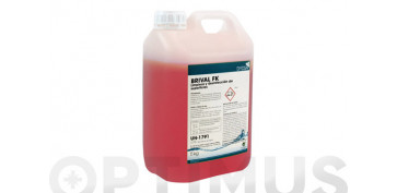 Productos de limpieza - DETERGENTE BACTERICIDA BRIVAL FK5 L