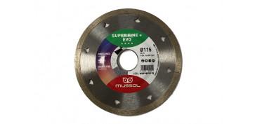 Discos - DISCO DIAMANTE PROFESIONAL CONTINUO PORCELANICO115 MM EVO