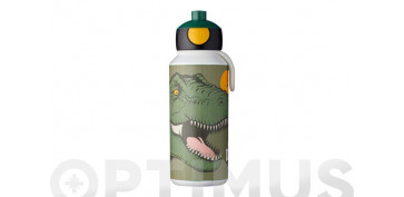 BOTELLA POP-UP CAMPUS DINO400 ML