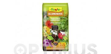 Plantas y cuidado de las plantas - SUBSTRATO UNIVERSAL BLUMENERDE70 L + 10 %