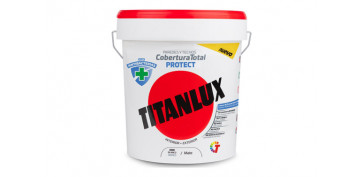 Novedades - PINTURA PLASTICA ANTIBACTERIAS TITANBLANCO12.5L