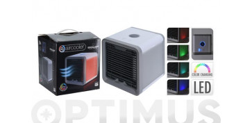 MINI EVAPORATIVO 7W /600MLLUCES LED