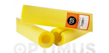 Andamios y puntales - PROTECTOR FOAM ANDAMIOØ 92MM X 2M AMARILLO