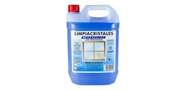 Productos de limpieza - LIMPIACRISTALES MULTIUSOS PROFESIONAL5 L