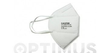 Proteccion de la cabeza - MASCARILLA PROTECCION FFP220 UNIDADES
