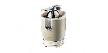 Electrodomesticos de cocina - EXPRIMIDOR CON BRAZO VINTAGE BEIGE 85 W