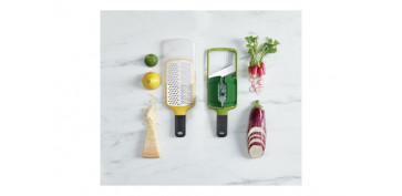 Utensilios de cocina - MANDOLINA + RALLADOR 2 EN 1 SET