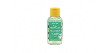 Novedades - GEL HIDROALCOHOLICO 100 ML LIMA FRESH