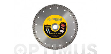 DISCO GENERAL DE OBRA RAPID CUT TURBO 230 MM