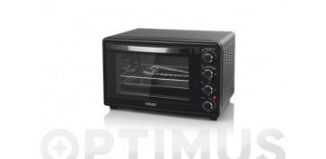 Electrodomesticos de cocina - HORNO ELECTRICO KOERPER 45 L 2000 W NEGRO