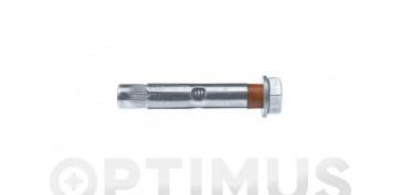 Fijación y Tornilleria - TACO METALICO FSL 10T M8X60 (50UNI)