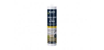 Masillas y siliconas - MASILLA FIJACION A785 HIGH GRIP DECO 310ML BLANCO