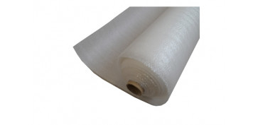 Materiales de construccion - ESPUMA FOAM 2 MM BLANCO + POLIETILENO 1.2 X 25 M