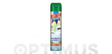 Exterminador de insectos - BLOOM HOGAR MOSCAS Y MOSQUITOS 600 ML