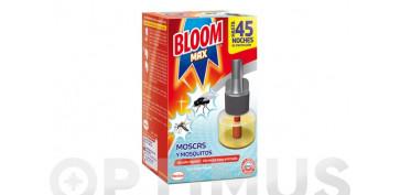 Exterminador de insectos - RECAMBIO ELECTRICO BLOOM MOSCAS Y MOSQUITOS