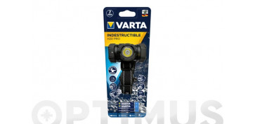Linternas - LINTERNA FRONTAL VARTA INDESTRUCTIBLE H20 PRO 4W, 350LM IP67