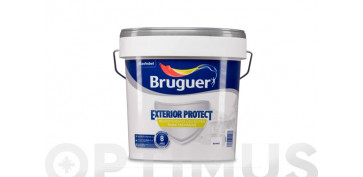 REVESTIMIENTO EXTERIOR PROTECT LISO 4 L BLANCO