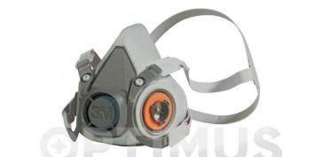 Proteccion de la cabeza - MASCARA 6000 MEDIANA 6200