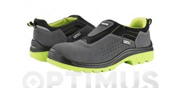 Calzado de seguridad - ZAPATO SERRAJE COMP+ EASY S1P SRC T 38