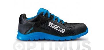 Calzado de seguridad - ZAPATO PRACTICE S1P SRC NRAZ T 45