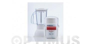 Electrodomesticos de cocina - PICADORA LA MOULINETTE + VASO 800 W
