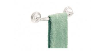Accesorios para el baño - TOALLERO TRANSPARENTE X 28 CM