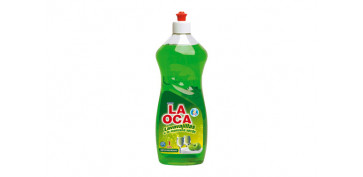 LAVAVAJILLAS MANUAL MANZANA VERDE 1 L