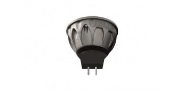 LAMPARA LED EVO DICROICA GU5.3 8W 3000K 690LM GRIS