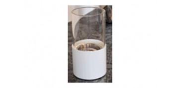 Calefacción gas, parafina y etanol - BIOCHIMENEA DE SOBREMESA TORCELLO BLANCA